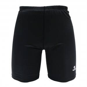 Apacs Tight Black Shorts (AP091II)