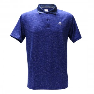 Apacs Dry-Fast Logo T-Shirt (AP13010) - Royal Blue