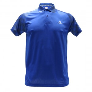 Apacs Dry-Fast Collared Shirt (AP13012) - Royal Blue