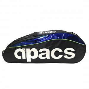 Apacs Double Compartment Racket Bag AP2523 - Royal Blue