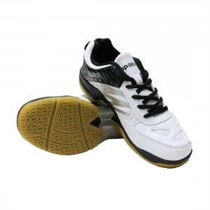 Apacs SP601 Shoe - Black/White