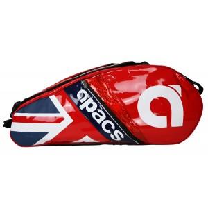 Union Flag Double Compartment Racket Bag AP2513