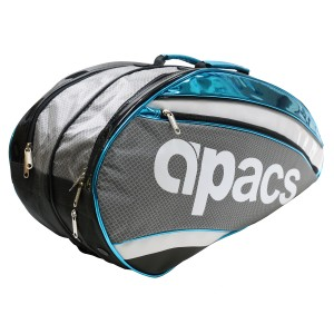 Apacs Double Compartment Racket Bag AP2521