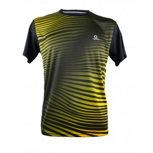 Apacs Dry-Fast T-Shirt (AP3223Yellow)